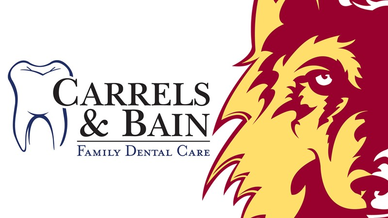 Carrels and Bain Family Dental Care Signs on as NSU Team Dentist - Northern State University Athletics